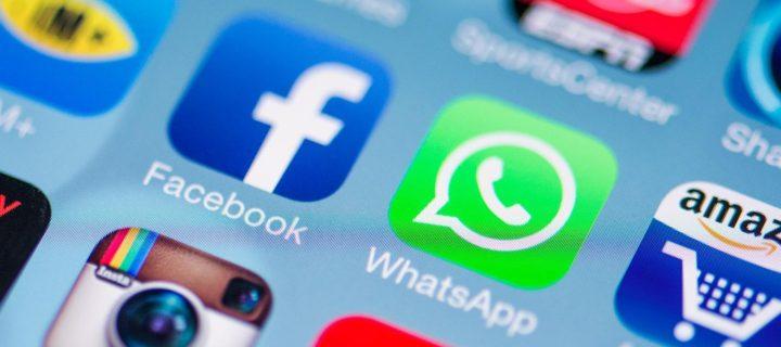 Facebook sospende condivisione dati con WhatsApp per finalità pubblicitarie