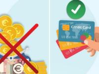 Spese detraibili: stop al pagamento in contanti