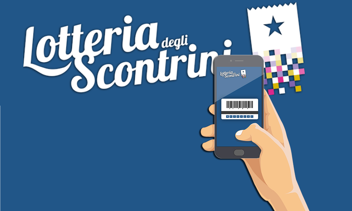 Lotteria degli scontrini, completata la quarta estrazione settimanale: a Modugno vinti 25mila euro