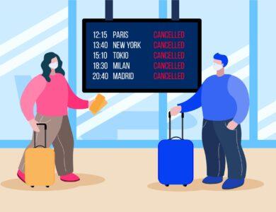 Voucher viaggi: è il momento di chiedere il rimborso