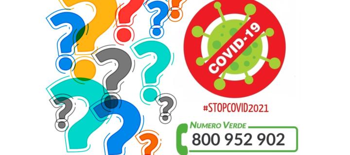 Numero verde Covid 800 952 902: boom di chiamate, tanta confusione negli emiliano-romagnoli